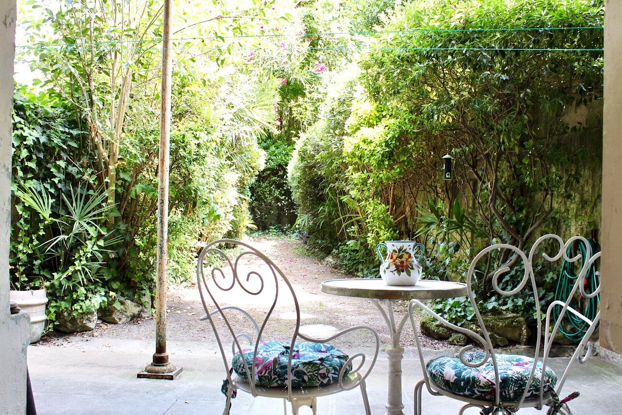 échoppe avec jardin Bordeaux centre